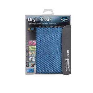 Полотенце туристическое Sea to summit DryLite Towel  S 40x80 cm