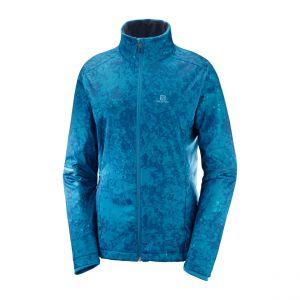 Куртка Salomon Agile Warm Jkt W (C11570)