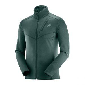 Куртка флисовая Salomon Discovery Fz M (C11904)