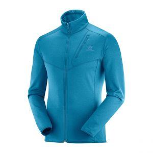 Куртка флисовая Salomon Discovery Fz M (C11903)
