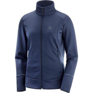 Куртка флисовая Salomon Discovery Fz W (C11477)