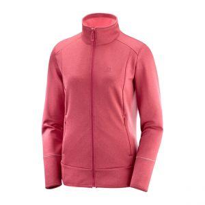 Куртка флисовая Salomon Discovery Fz W (C12328)