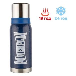 Термос Powerplay PP9001 1000 мл blue