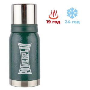 Термос Powerplay PP9001 750 мл green