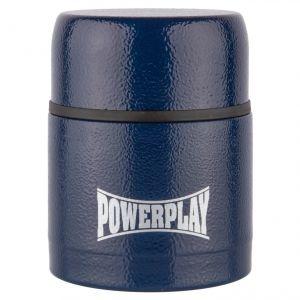 Термос для еды Powerplay PP9003 500 мл blue