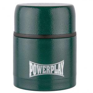 Термос для еды Powerplay PP9003 500 мл green
