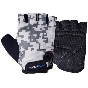 Перчатки велосипедные Powerplay 5454 Camouflage