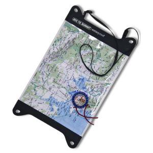 Чехол для карты Sea to summit Waterproof Map Case S