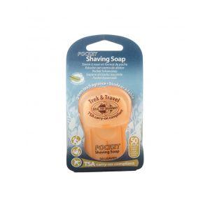 Мыло для бритья Sea to summit Trek & Travel Pocket Shaving Soap