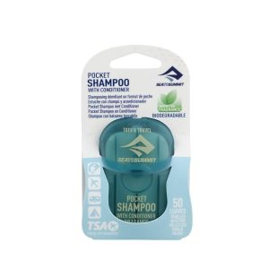Шампунь Sea to summit Trek & Travel Pocket Conditioning Shampo