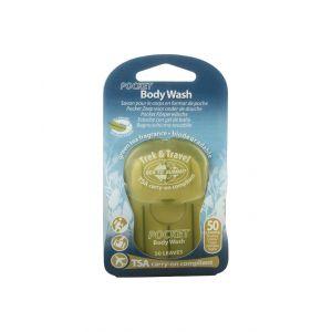 Мыло Sea to summit Trek & Travel Pocket Body Wash 50 Leaf