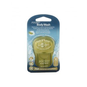 Мыло Sea to summit Trek & Travel Pocket Body Wash 50 Leaf