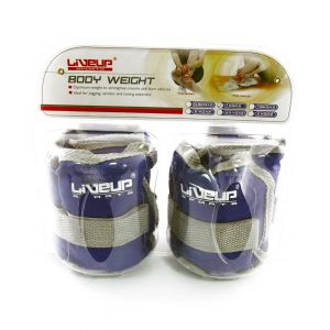 Утяжелитель Liveup Wrist/Ankle Weight LS3011-1