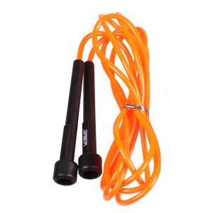 Скакалка Liveup Pvc Speed Jump Rope LS3115-o
