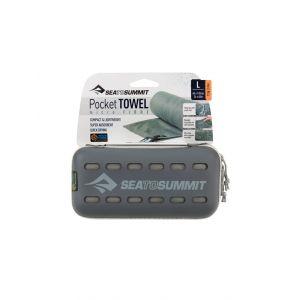 Полотенце туристическое Sea to summit Pocket Towel L 60x120 cm