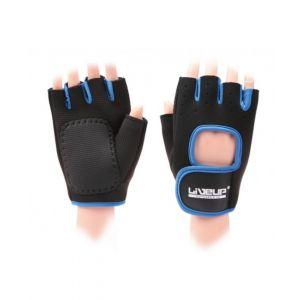Перчатки для фитнеса Перчатки фитнес Liveup Training gloves LS3077-SM