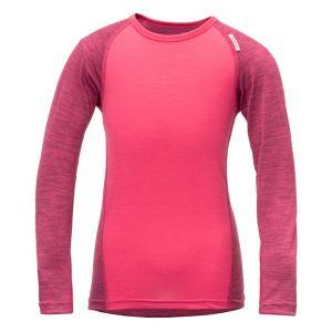 Термофутболка Devold Breeze Kid Shirt