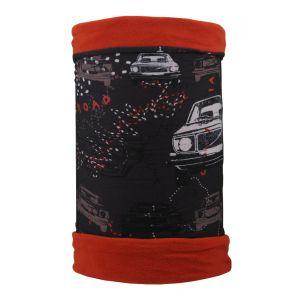 Бандана утепленная 4fun Polartec Reversible Kid Car