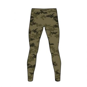 Термоштаны Bodydry Camo Men Pants