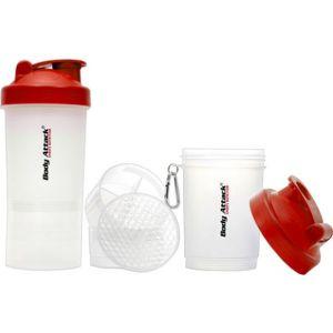 Шейкер спортивный Smartshake Body Atack - 2 container