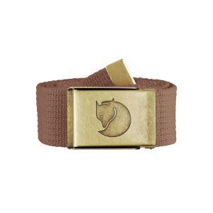 Ремень Fjallraven Canvas Brass Belt 4 cm (77297)