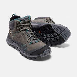 Ботинки Keen Terradora Leather Mid WP W