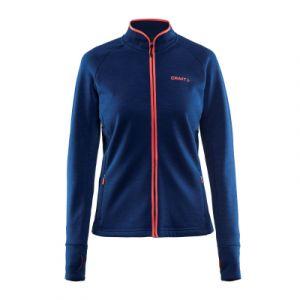 Куртка флисовая Craft Warm Jacket Woman (1903650)