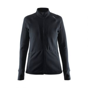 Куртка флисовая Craft Full Zip Micro Fleece Jacket Woman (1904594)