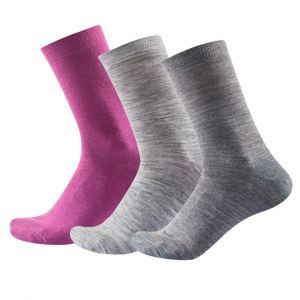 Повседневные термоноски Devold Daily Light Women Sock 3 pk