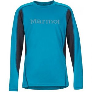 Футболка Marmot Boy's Windridge w/ Graphic LS 42800
