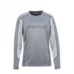 Футболка Marmot Boy's Windridge w/Graphic LS 50310