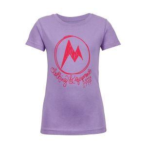 Футболка Marmot Girl's Heirloom Tee SS 58490
