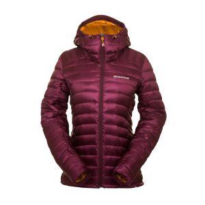 Куртка пуховая Montane Female Featherlite Down Jacket