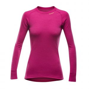 Термофутболка Devold Duo Active Woman Shirt LS