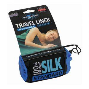 Вкладыш в спальный мешок Sea to summit Silk Liners