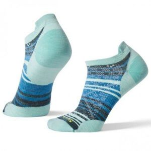 Спортивные термоноски Smartwool Wm's PhD Run Ultra Light Striped Micro (01410)