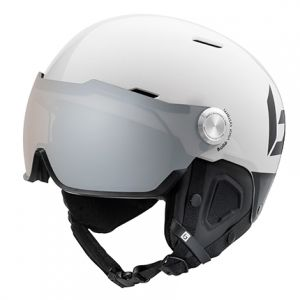 Шлем горнолыжный Bolle Might Visor Premium