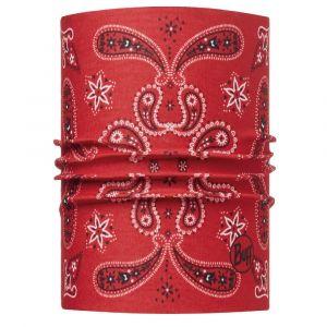 Шарф многофункциональный для собак Buff Dog Cashmere Red