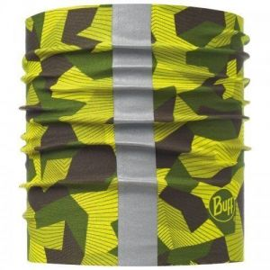 Шарф многофункциональный для собак Buff Dog R-Block Camo Green