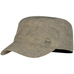 Кепка Buff Military Cap Zinc Taupe Brown