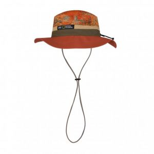 Шляпа Buff National Geographic Booney Hat Nomad Rusty
