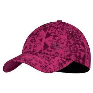 Кепка Buff Trek Cap Azza Pink