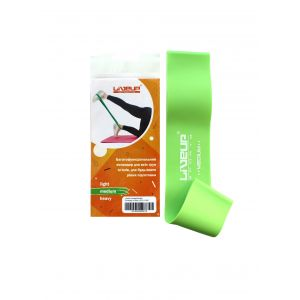 Эспандер Liveup Latex Loop LS3650-500MgPROMO  Green