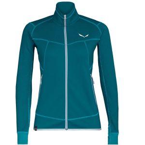 Куртка флисовая Salewa Puez Melange 2 PL W FZ (27387)