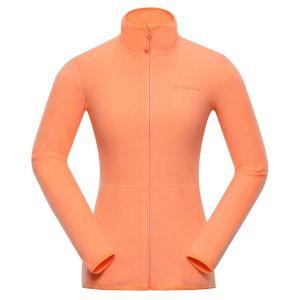Куртка флисовая женская Alpine pro Cassiusa 4-ОР15190