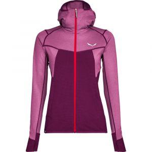 Куртка флисовая Salewa Puez Hybrid PL W FZ (27389)