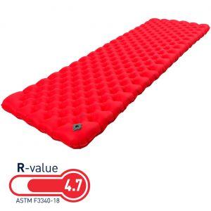 Коврик надувной Sea to summit Comfort Plus XT Insulated Mat Rectangular Regular Wide