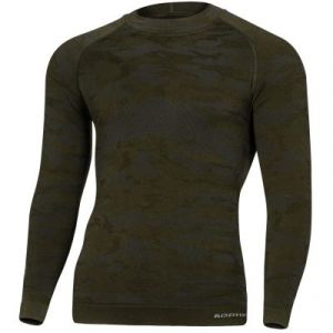Термофутболка Bodydry Camo Men Shirt LS