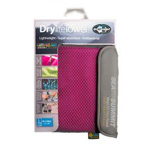 Полотенце туристическое Sea to summit DryLite Towel  XS 30x60 cm